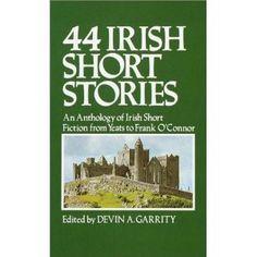44 Irish Short Stories – An Anthology of Irish « Library User Group