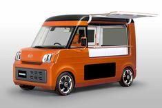 ダイハツ、移動販売車TEMPOを世界初公開【東京モーターショー2015】