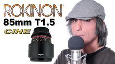 I bought few months ago the Rokinon 85mm T1.5 cine lens and in this video I share my impressions. Great lens. Great ratio to price. Perfect for portraits. I used it to shoot this video. http://youtu.be/dwNYbyGknSE  #Rokinon #Portrait lens #85mm #video #youtuber #cine-lens #spiritigliozzi #A&VProject #Rokinon 85mm T1.5 #Samyang #manual lens #prime lens