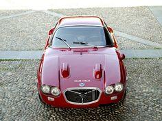 """specialcar: """"1964 Lancia Flavia Sport Corsa Zagato """""""