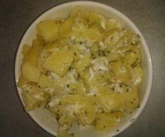 Pommes de terre vapeur