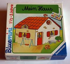 Ravensburger bluemini - mein Haus