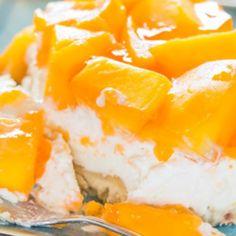 Hawaiian Mango Cheesecake