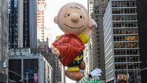 PHOTOS: Macy's 2017 Thanksgiving Parade The annual star-studded Macy's Thanksgiving Parade returns for its march down the streets of New York City. Photo Credit: Stephanie Keith/Getty Images The. Bug Exterminator, Thanksgiving Parade, Best Pest Control, New York Street, Brooklyn, Teddy Bear, Bed, Photos, Stream Bed