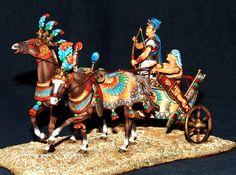 Египетская колесница  ММС
