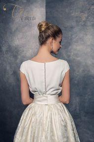 wedding dress Dolores Каталог, страница товара — Tina Valerdi