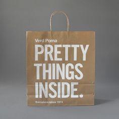 Nos sachets perso en papier recyclé et d'autres réutilisables