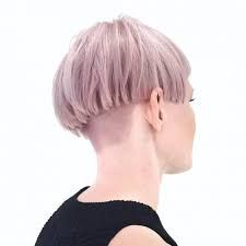 Image result for woman bowl cut hair