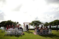 """Hawaii is a gorgeous wedding location.  You're sure to """"WOW"""" your guests while creating the most epic memories."""