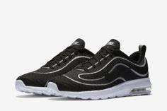 """Nike Air Max Mercurial R9 """"Black/Reflect Silver"""""""