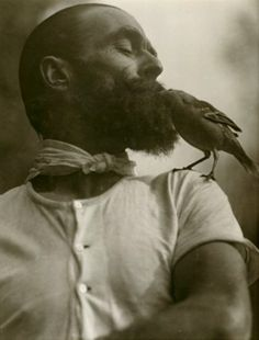 The Lark Lover, (Martin Munkacsi), ca. 1930