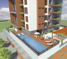 Projeto de Edifício Multifuncional