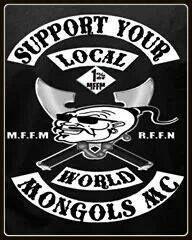Mongols Mc SYLM !!!