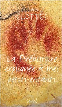 La Préhistoire expliquée à mes petits-enfants de Jean Clottes http://www.amazon.fr/dp/2020526875/ref=cm_sw_r_pi_dp_4C3lvb144WYF7