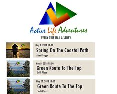 Active Life Adventures – NATURE IS OUR MAGIC – COME ALONG!