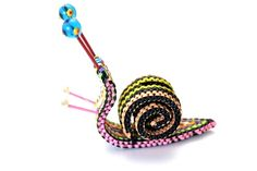 boondoggle snail #cute # love it #SNAILY @Mel C HAHAHAHAHA