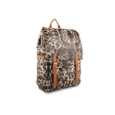 Brand New Korean Travel Backpacks Simple Stylish Design Leopard Backpack 656H | eBay