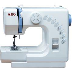 AEG 525 Mini machine à coudre: Amazon.fr: Cuisine & Maison