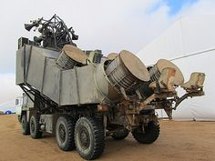 """""""Mad Max 4 – Fury Road"""" Just a shitload of awesome rigs."""