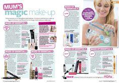PRINT - Practical Parenting & Pregnancy August 2011: Beauty – Mum's make-up
