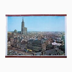 Strasbourg Lehrtafel, 1954 Jetzt bestellen unter: https://moebel.ladendirekt.de/dekoration/wandtattoos/wanddekoration/?uid=87ddf510-b04f-5586-a73c-b97ed2d75ff6&utm_source=pinterest&utm_medium=pin&utm_campaign=boards #tattoos #dekoration