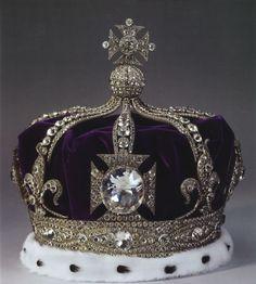 Königliche Juwelen: Königin Alexandra Krone