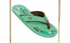 Animal Swish Flip Flop Spring Green Animal Swish Flip Flop Printed Sandal with Padded Straps EVA / Rubber Super Soft Outsole Non-absorbent Construction Animal Camper Screen Print on Footbed http://www.comparestoreprices.co.uk//animal-swish-flip-flop-spring-green.asp