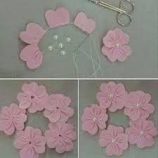 fiori di feltro cartamodello에 대한 이미지 검색결과