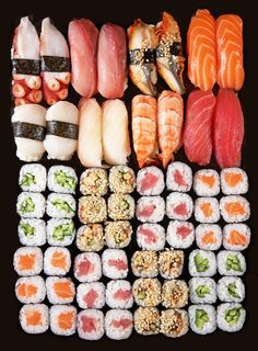 sushi new york roll - Google Search