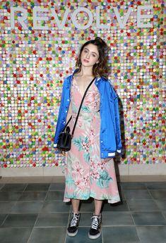Coachella Outfits | Coachella Fashion | Boho Fashion | Natalia Dyer