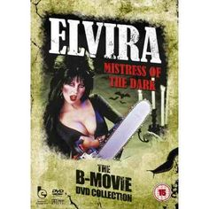 Elvira, Mistress of the Dark!!
