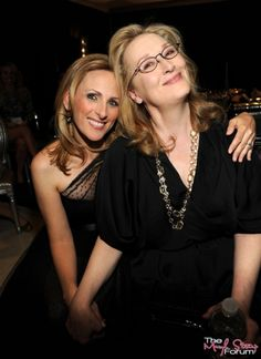 With Marlee Matlin