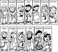 Jesus 12 Disciples Coloring Page Bible Lessons Pinterest