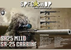 Specshop: ARES & Amoeba Airsoft Products