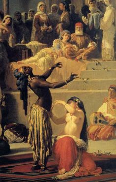 Dance of the Bee in the Harem ~Vincenzo Marinelli~