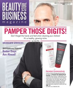Pamper those digits! Hands and feet will enjoy pure luxury with Dermelect's Essential Hand & Foot Duo in convenient grab & go travel size tubes! As seen in Beauty Store Business!