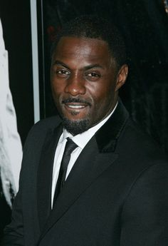 African American Male Actors | Idris…oh my goodness…fine and he has an accent…no words