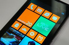 Windows Phone 7.8 | Sweet! :)