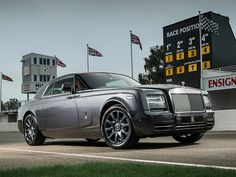 2013 Rolls-Royce Phantom Bespoke Chicane Coupe.