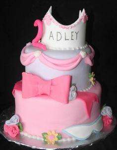 Adley's 2nd Birthday Cake