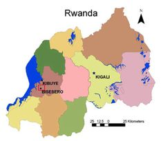Even more conflict occurred in Rwanda because of European boundary drawing. The Rwanda population is made up of 85% Hutus and 15% Tutsis. Beginning in 1918, Rwanda came under the control of Belgium. The Belgians preferred the Tutsi minority to the Hutu majority. Many years of oppression by the Tutsis led to serious resentment between the two groups.