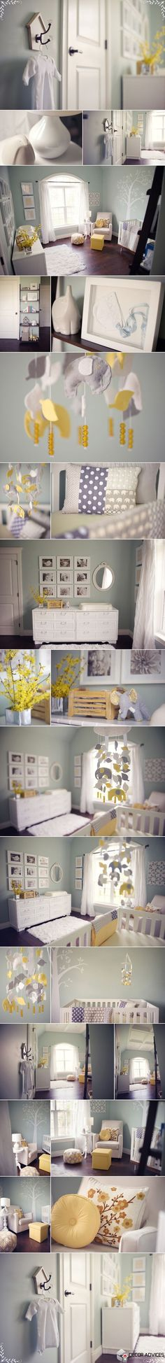 How To Decorate A Baby Room ? - http://www.decoradvices.com/how-to-decorate-a-baby-room/