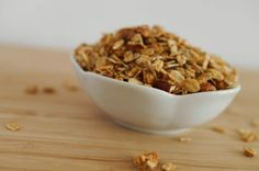 In the Kitchen with Jenny: #Granola  #oats #nuts
