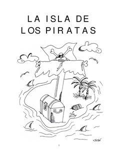 Es un cuento motor infantil dedicado a los piratas.