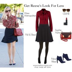 Get Reese's Look For Less   shop. swap. sell. save. www.raidmyrunway.com