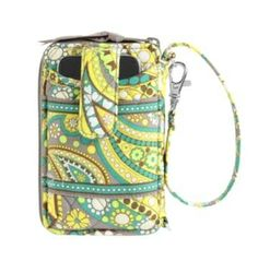 Carry It All Wristlet $38, fits iPhone by lea