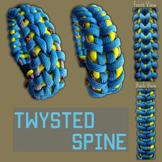 Twysted Spine