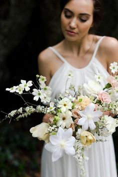 Organic Stone Bridals | Inspiration » The Bridal Theory