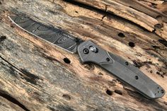 Benchmade Gold Class 940 DM 64 of 100 | Flickr - Photo Sharing!