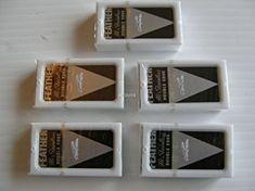 25 Feather Hi-stainless Platinum Double Edge Razor Blades 5's Review